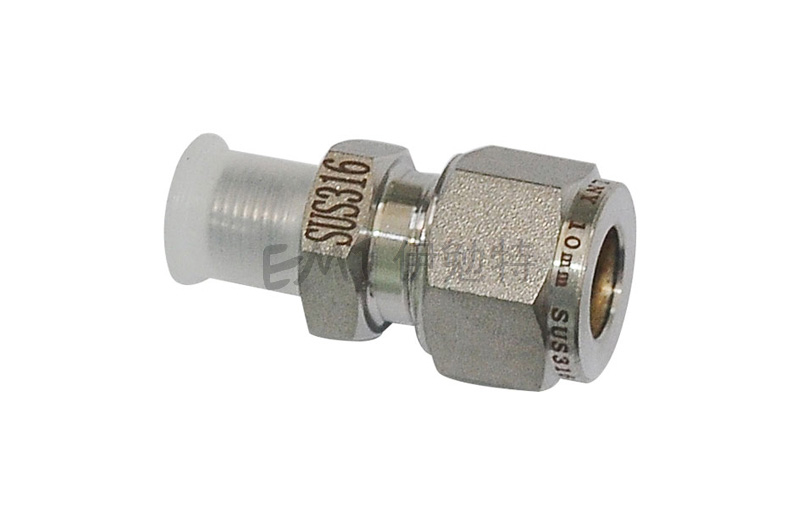 title='Stainless Steel Gaugeable Tube Fittings'